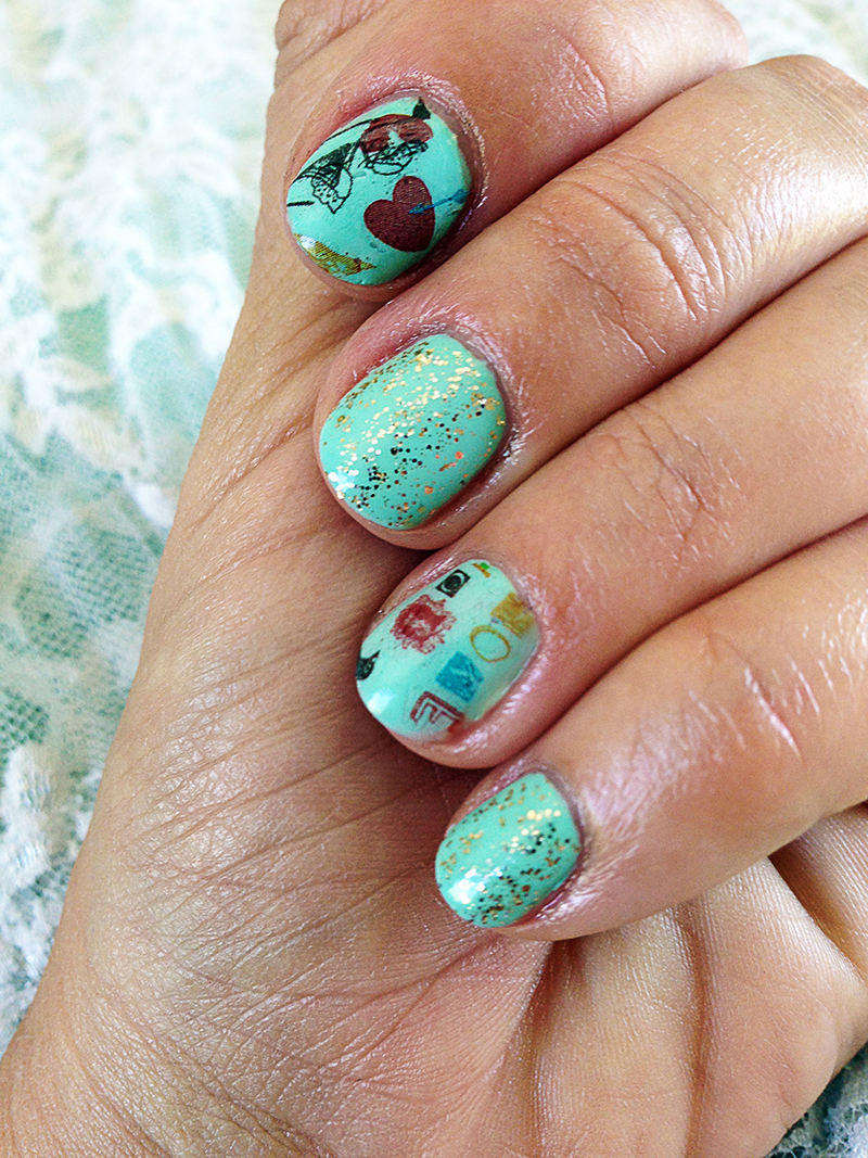 Basic Manicure Nail Care Routine: Chic Nail Style's Gallery Of Nail Designs And Art