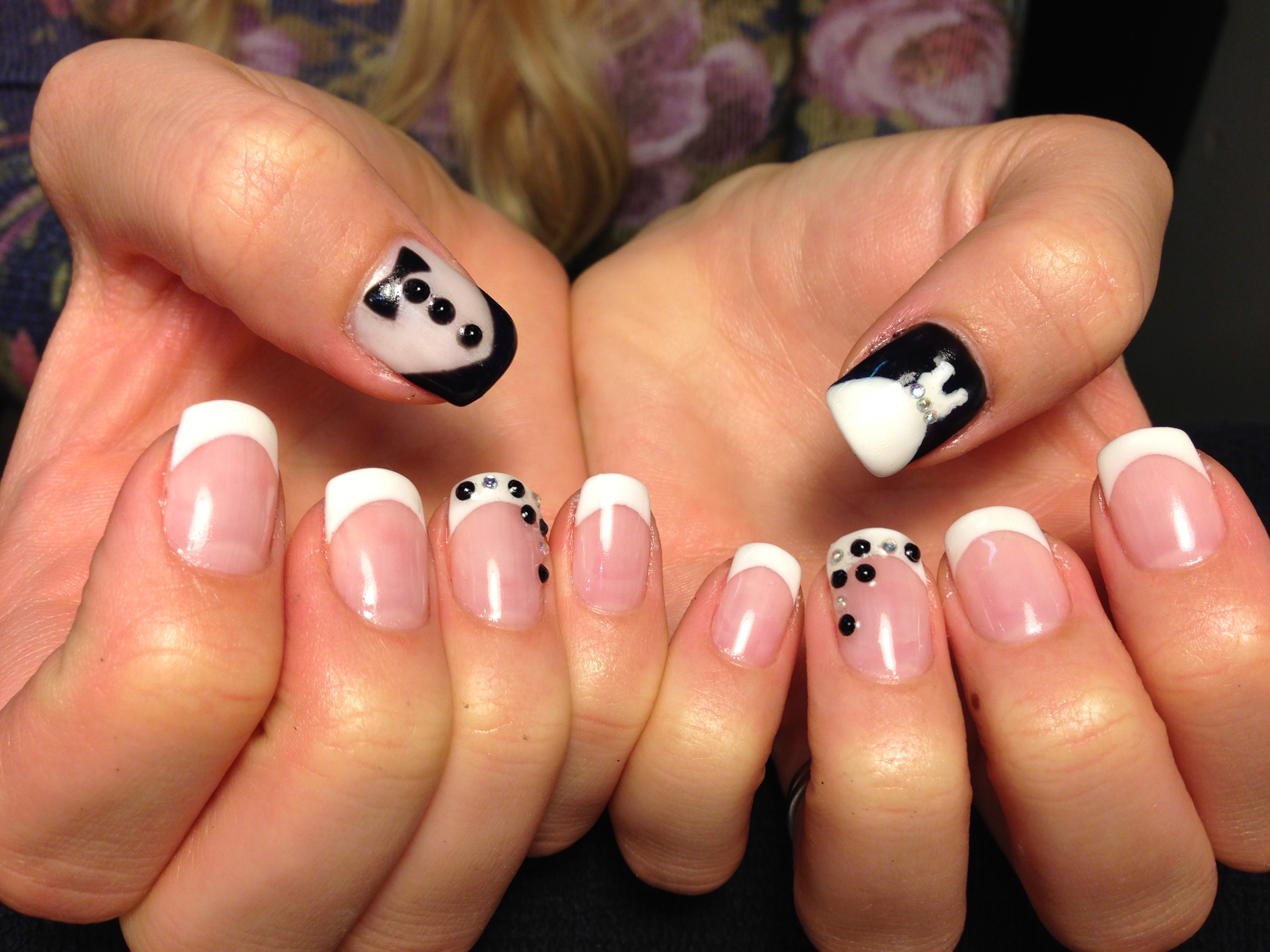 Valentines nails - Chic Nail Styles