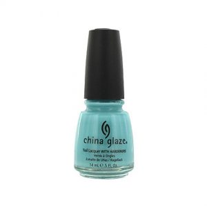 My all time favorite color-For Audrey by China Glaze.