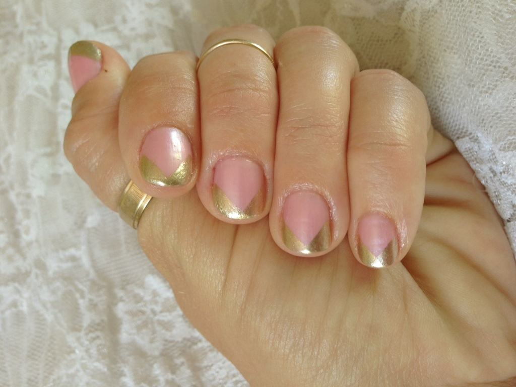 Romantic nails and makeup inspired by my favorite beauty blogger ...