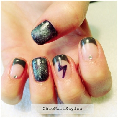 Maybe these could be called Thor Nails too! :)))