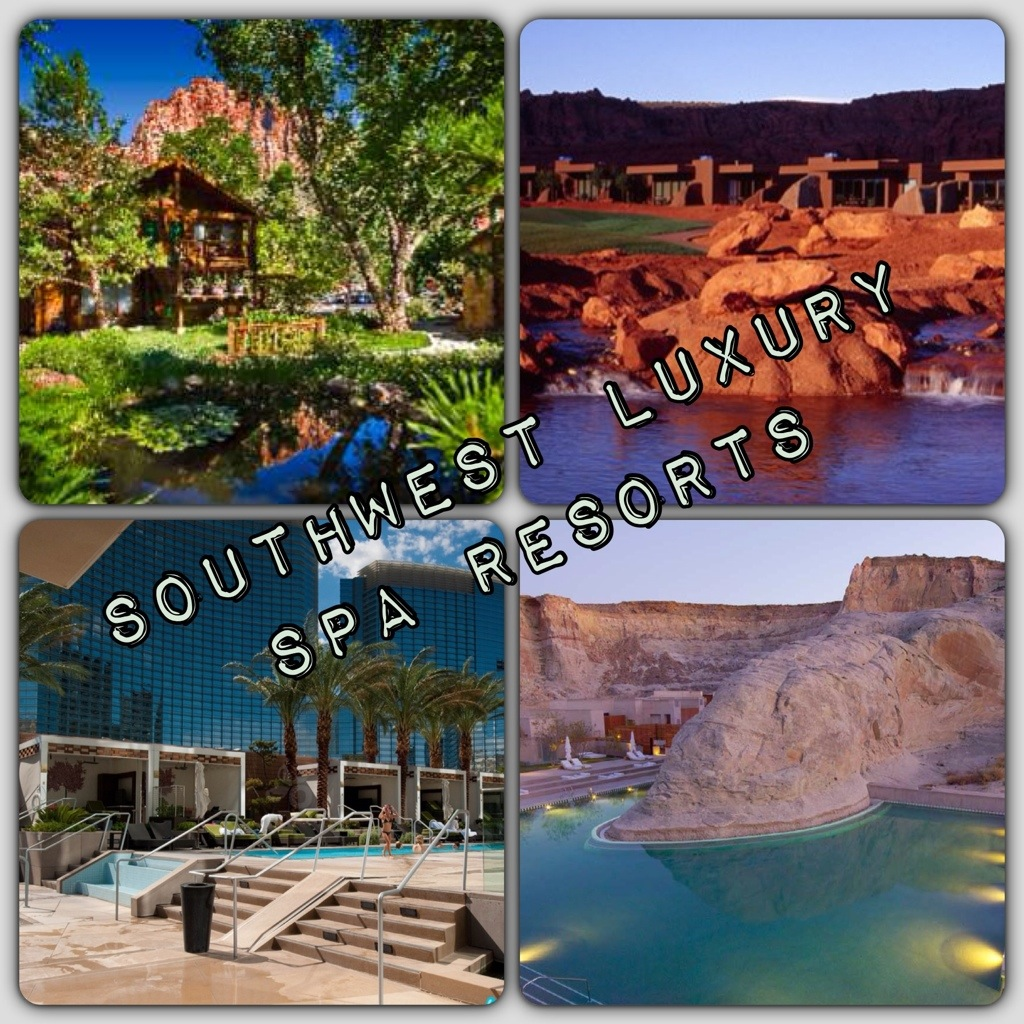 Luxury Southwest Spa Resorts