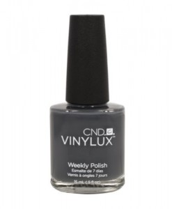 101-CND-VINYLUX-ASPHALT-Weekly-Polish-Manicure-Creative-Nail-Grey-Coat-0.5oz-0
