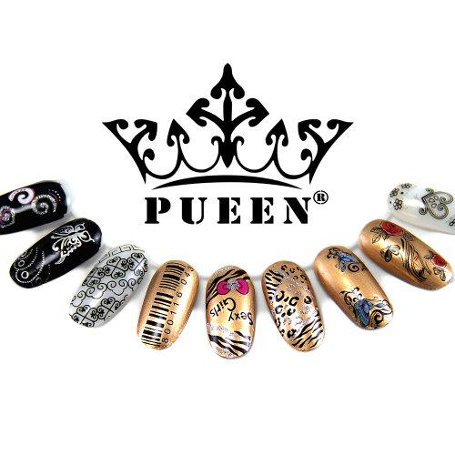 Pueen nail art water tattoo sticker collection wm2 30 packs all homenail art prinsesfo Choice Image