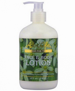Aloe Life Face and Body Lotion