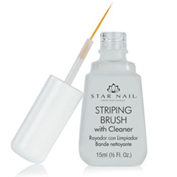 Home Nail Art Paint Stripers Star Cinapro Striping Brush