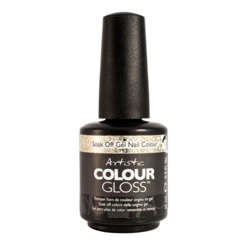 Review Of Artist Design : Artistic nail design soak off colour gloss gel polish gold