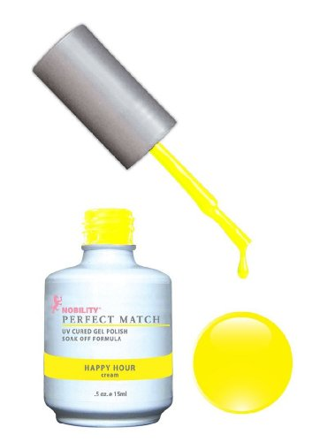 Lechat Perfect Match Nail Polish Happy Hour 0 500 Ounce Chic Nail Styles