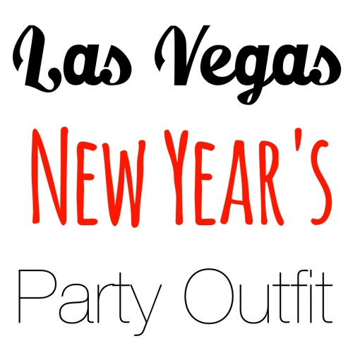 las vegas new years party outfit