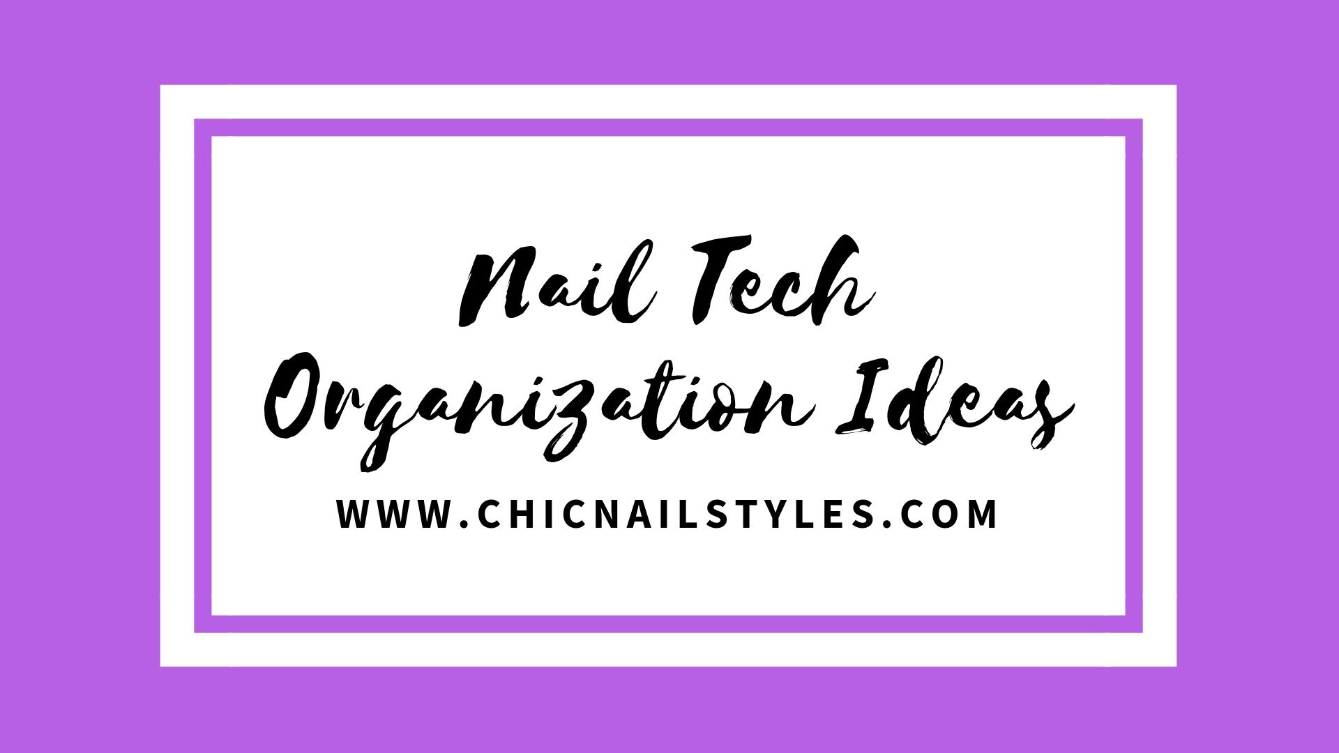 nail tech organization