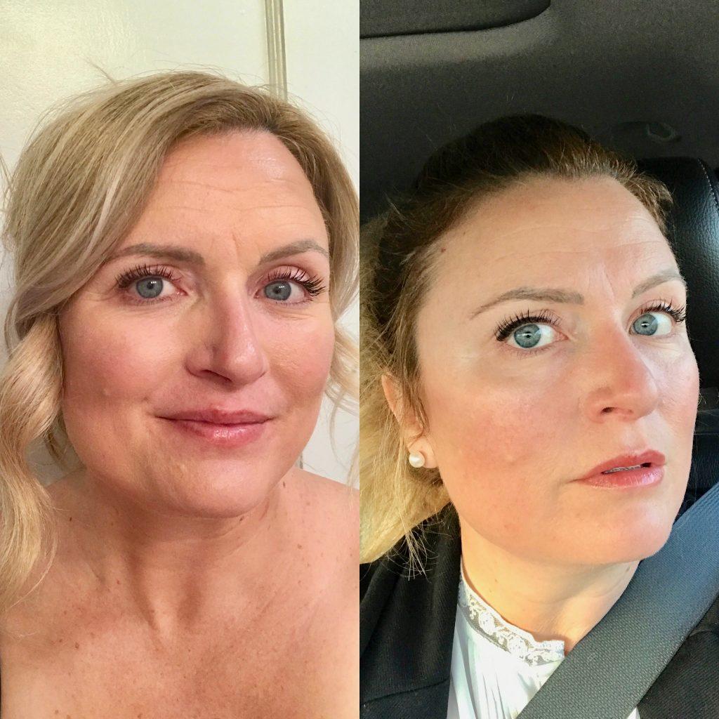 maskcara makeup and regular makeup