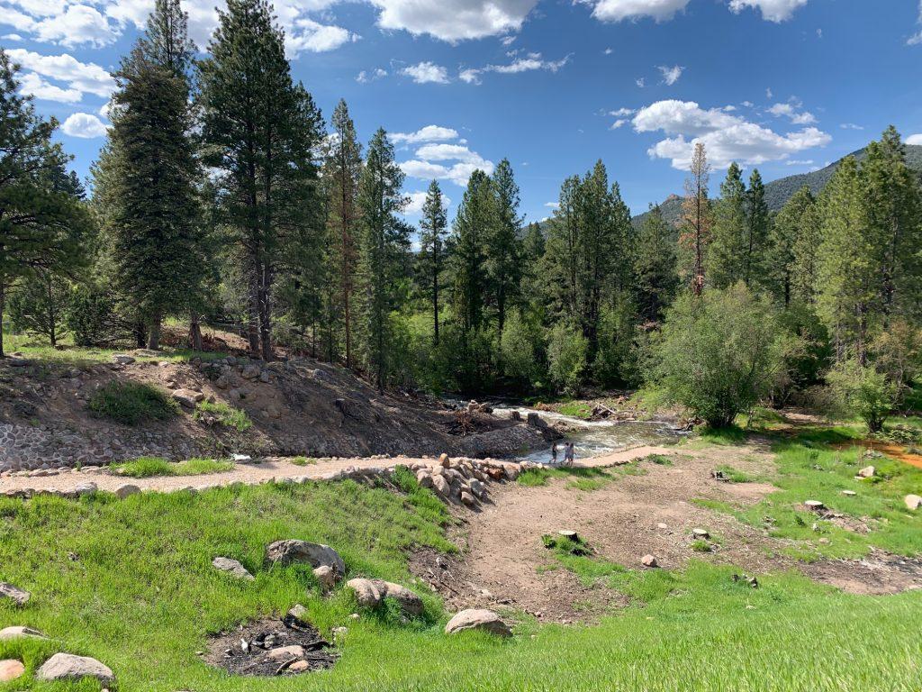 southwest utah mountain camping
