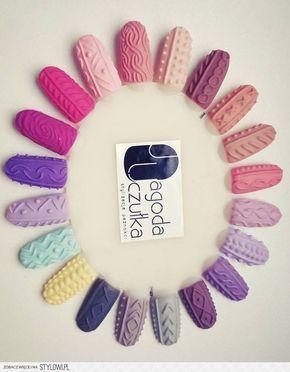 sweater nail art ideas